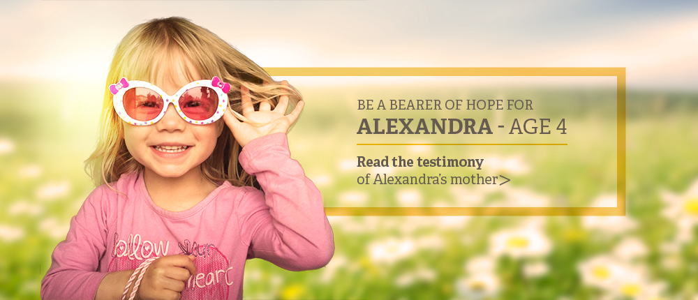 read the testimony of 4 year old alexandra's mother